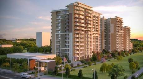 1660 sqft, 3 bhk Apartment in Alliance The Eminence Gazipur Road, Chandigarh at Rs. 65.0000 Lacs