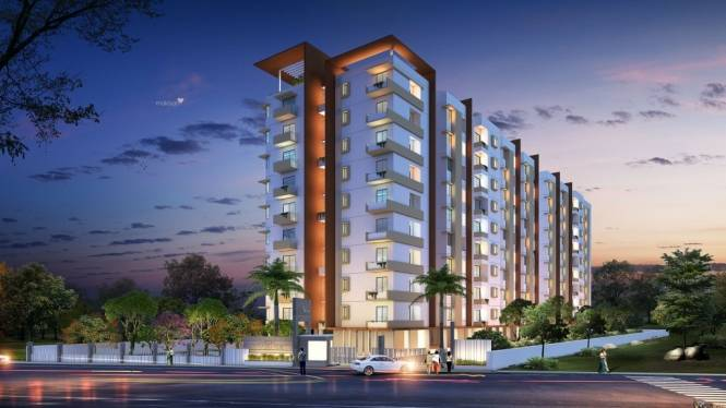 645 sqft, 1 bhk Apartment in Subha 9 Sky Vue Anekal City, Bangalore at Rs. 24.6000 Lacs