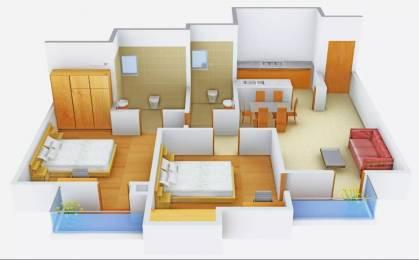 1080 sqft, 2 bhk Apartment in Omaxe Panache Homes Galaxy Dad Village, Ludhiana at Rs. 49.0000 Lacs