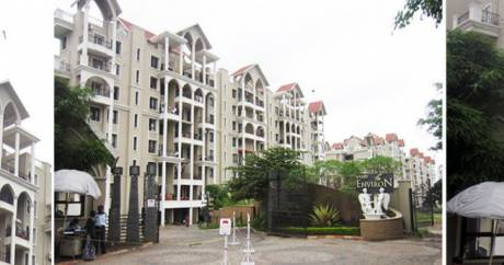 1450 sqft, 3 bhk Apartment in Builder nyati envoiren Tingre Nagar, Pune at Rs. 1.2000 Cr