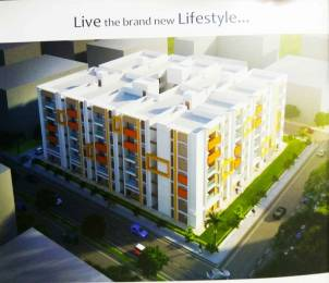 1304 sqft, 2 bhk Apartment in Builder emerald towers Serilingampally, Hyderabad at Rs. 75.0000 Lacs