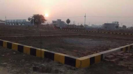 1000 sqft, Plot in Builder gulmohar paradise gomti nagar extension Lolai, Lucknow at Rs. 14.5000 Lacs