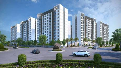 1410 sqft, 2 bhk Apartment in Avadh Copper Stone Dumas, Surat at Rs. 46.0000 Lacs