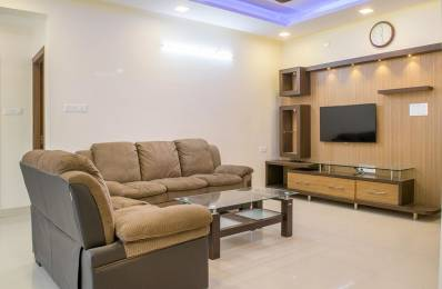 1450 sqft, 3 bhk Apartment in Builder Project Sector 7 HSR Layout, Bangalore at Rs. 47000