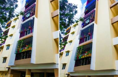 1540 sqft, 3 bhk Apartment in Builder Project ASR Brindavan Colony, Hyderabad at Rs. 16850