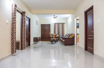 2000 sqft, 3 bhk Apartment in Builder Project Hafeezpet, Hyderabad at Rs. 41800