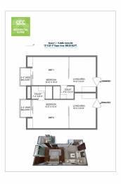 500 sqft, 1 bhk Apartment in Builder Chandigarh Citi Center VIP Road, Zirakpur at Rs. 30.0000 Lacs