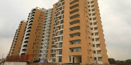 700 sqft, 1 bhk Apartment in Wave Gardens Sector 85 Mohali, Mohali at Rs. 32.2000 Lacs