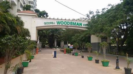 1836 sqft, 3 bhk Apartment in Godrej Woodsman Estate Hebbal, Bangalore at Rs. 45000