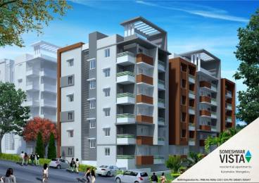 999 sqft, 2 bhk Apartment in Builder Someshwar Vista Kulshekar, Mangalore at Rs. 34.9650 Lacs