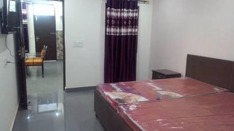 600 sqft, 1 rk Apartment in Ansal Sushant Lok CI Sector 43, Gurgaon at Rs. 13000