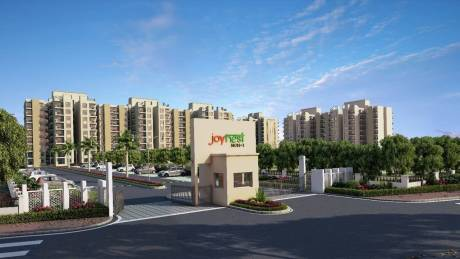 1355 sqft, 3 bhk Apartment in Sushma Joynest MOH 1 PR7 Airport Road, Zirakpur at Rs. 47.9000 Lacs