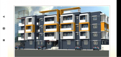 990 sqft, 2 bhk Apartment in Builder Anjanadri sunrise JP Nagar 6 Phase, Bangalore at Rs. 62.3700 Lacs