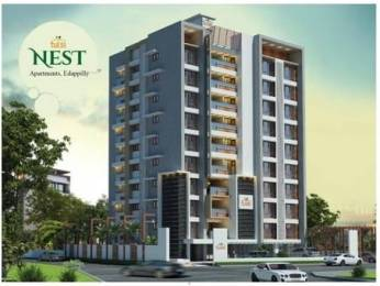 890 sqft, 2 bhk Apartment in Builder Tulsi Nest Edappally, Kochi at Rs. 40.0000 Lacs