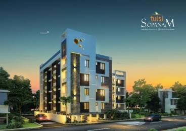 1100 sqft, 2 bhk Apartment in Builder Tulsi Sopanam Thripunithura, Kochi at Rs. 40.0000 Lacs