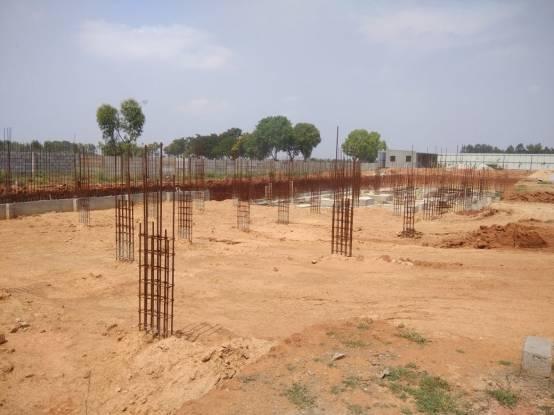 565 sqft, 1 bhk Apartment in Builder Ashish Green Varthur, Bangalore at Rs. 13.8425 Lacs