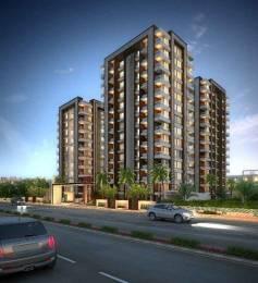 1091 sqft, 2 bhk Apartment in Green Valley Adajan, Surat at Rs. 34.5100 Lacs