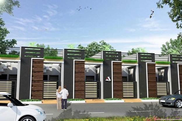 550 sqft, 1 bhk IndependentHouse in Builder KALINDI GOLD CITY aurbindo hospital ujjain road, Indore at Rs. 18.5100 Lacs