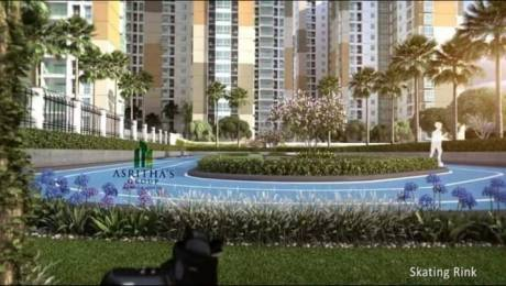 1300 sqft, 3 bhk Apartment in Builder Asrithas Group in Krishna Reddy Pet, Hyderabad at Rs. 27.0000 Lacs