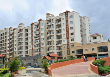 1811 sqft, 3 bhk Apartment in Concorde Midway City Begur, Bangalore at Rs. 29000
