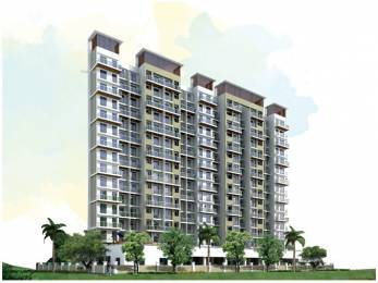 705 sqft, 1 bhk Apartment in GHP Sonnet Kharghar, Mumbai at Rs. 65.0000 Lacs