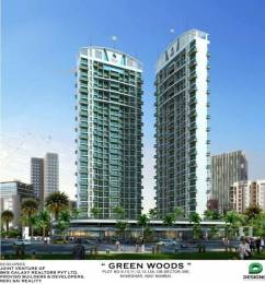 601 sqft, 2 bhk Apartment in Proviso Greenwoods Kharghar, Mumbai at Rs. 1.0600 Cr