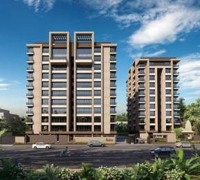 1973 sqft, 3 bhk Apartment in Builder New home Pal, Surat at Rs. 1.0000 Cr