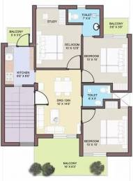 1620 sqft, 3 bhk Apartment in BPTP Park Elite Floors Sector 85, Faridabad at Rs. 35.0000 Lacs