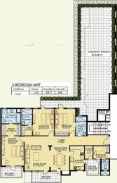 2746 sqft, 3 bhk Apartment in Satya The Legend Sector 57, Gurgaon at Rs. 45000