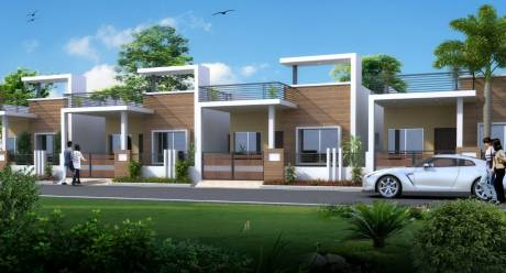 1000 sqft, 2 bhk IndependentHouse in Builder Good luck city Kamal Vihar, Raipur at Rs. 23.5000 Lacs