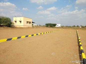 1200 sqft, Plot in Builder Dream city S u b Collector Office Road, Dindigul at Rs. 6.7200 Lacs