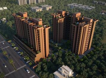 1330 sqft, 3 bhk Apartment in Sun South Park Bopal, Ahmedabad at Rs. 22000