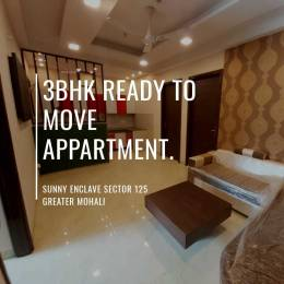 1150 sqft, 3 bhk Apartment in Builder Aroma home Sunny Enclave, Mohali at Rs. 29.0000 Lacs