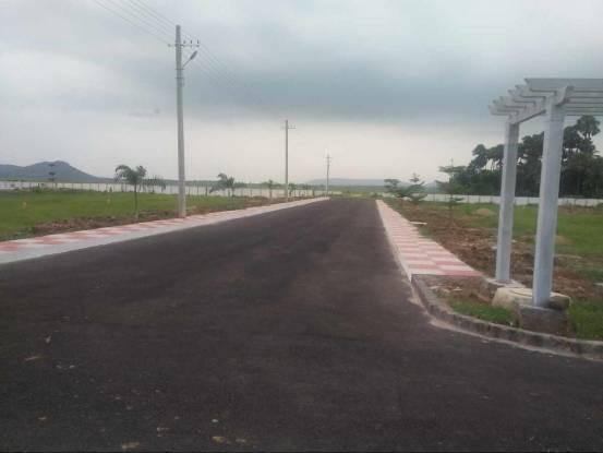 1800 sqft, Plot in  Gardens Phase 3 Bhogapuram, Visakhapatnam at Rs. 24.0000 Lacs