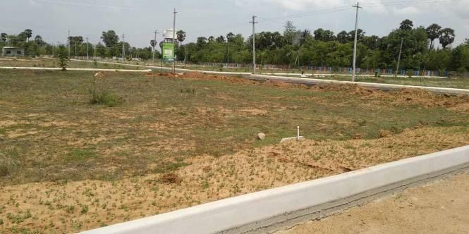 1800 sqft, Plot in Builder Leo grand Kottavalasa Jami Vizianagaram Road, Visakhapatnam at Rs. 13.0000 Lacs