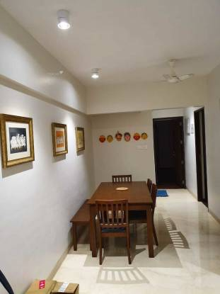 1260 sqft, 2 bhk Apartment in Omkar Meridia Kurla, Mumbai at Rs. 65000