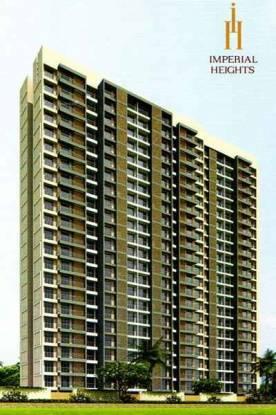 750 sqft, 1 bhk Apartment in Builder PNK Imperial Heights Mira Road, Mumbai at Rs. 55.0000 Lacs