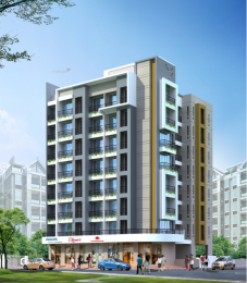 655 sqft, 1 bhk Apartment in Builder RUDRA APARTMENT Mira Road East, Mumbai at Rs. 48.0000 Lacs