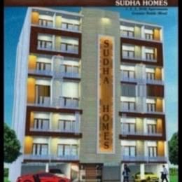 650 sqft, 1 bhk Apartment in Builder Sudha Homes Noida Extn, Noida at Rs. 13.9500 Lacs