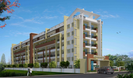 1450 sqft, 3 bhk Apartment in Builder Bharath Tirupati East View Paradise vedantapuram agraharam Tirupati Tirupati Road, Tirupati at Rs. 45.0000 Lacs