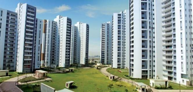 1060 sqft, 2 bhk Apartment in Ajnara Homes Sector 16B Noida Extension, Greater Noida at Rs. 37.1000 Lacs