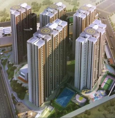 1441 sqft, 2 bhk Apartment in Incor One City Kukatpally, Hyderabad at Rs. 89.0000 Lacs