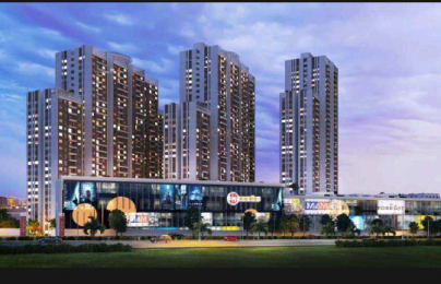 1274 sqft, 2 bhk Apartment in Incor One City Kukatpally, Hyderabad at Rs. 82.0000 Lacs