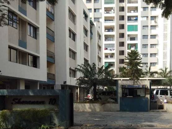 1125 sqft, 2 bhk Apartment in Vishwanath Sharanam 10 Prahlad Nagar, Ahmedabad at Rs. 72.0000 Lacs