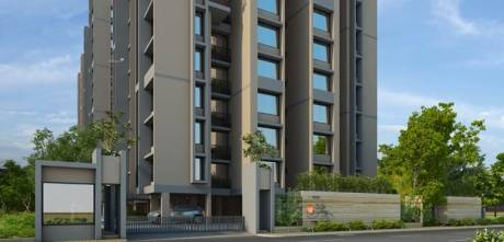 1180 sqft, 2 bhk Apartment in Gala Glory Bopal, Ahmedabad at Rs. 16000