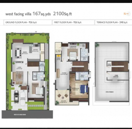 1503 sqft, 1 bhk IndependentHouse in Builder Project Duvvada, Visakhapatnam at Rs. 38.0000 Lacs