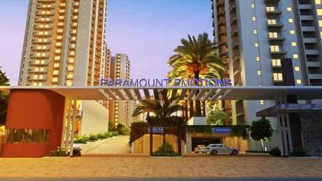 1160 sqft, 3 bhk Apartment in Builder Paramount Emotions Greater noida, Noida at Rs. 35.9484 Lacs