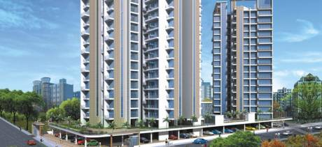 710 sqft, 1 bhk Apartment in Akshar Valencia Kalamboli, Mumbai at Rs. 53.0000 Lacs