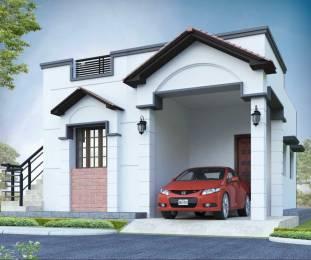 1280 sqft, 3 bhk Villa in Builder Indiras Sun Ville Mannivakkam, Chennai at Rs. 67.7800 Lacs