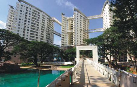 1839 sqft, 3 bhk Apartment in ETA The Gardens Rajaji Nagar, Bangalore at Rs. 1.5000 Cr